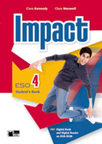 Impact 4ºeso +dvd 12