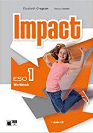 Impact 1 workbook (internacional)+cd audio
