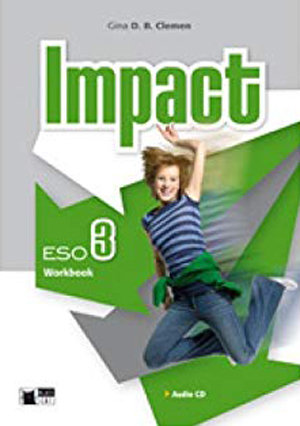 Impact 3 workbook (internacional)+cd audio