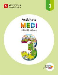 Medi 3 social activitats (aula activa) area
