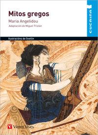 Mitos gregos (cucaina)