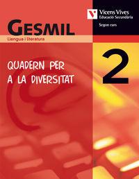 Gesmil 2 quadern diversitat
