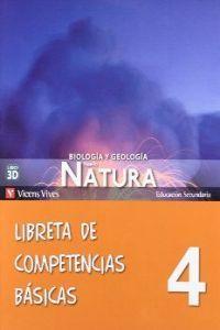 Libreta competencias basicas 4º eso natura 12
