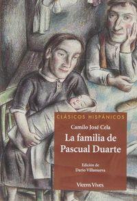 Familia de pascual duarte clasicos hispanicos 33