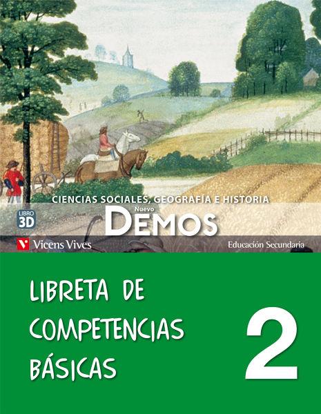 Demos 2ºeso libreta compet.basicas madrid 12