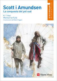 Scott i amundsen (cucanya-biografies)