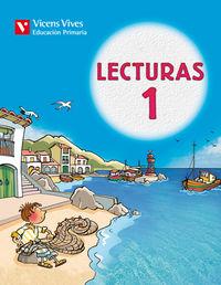 Lecturas 1 galicia