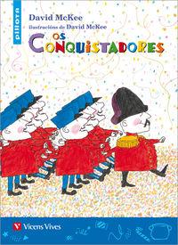 Os conquistadores (pillota)