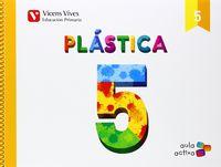 Plastica 5ºep mec 14 aula activa