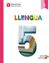 Llengua 5 (aula activa)