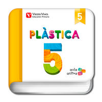 Plastica 5 catala (aula activa)