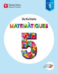 Matematiques 5 balears activitats (aula activa)