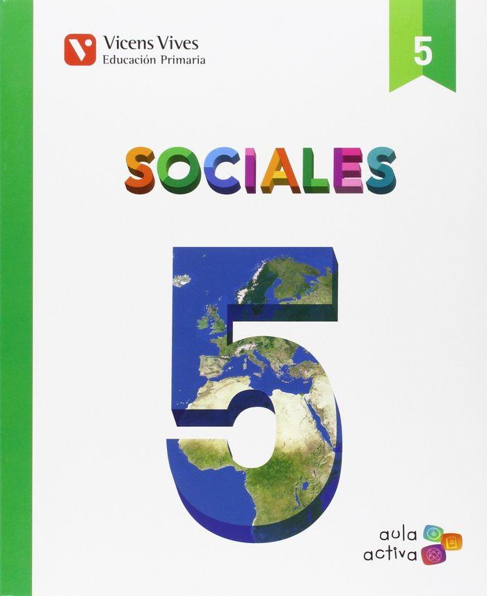 Ciencias sociales 5ºep aragon 16 aula activa