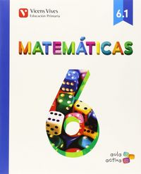 Matematicas 6ºep trimestres mec 15 aula activa