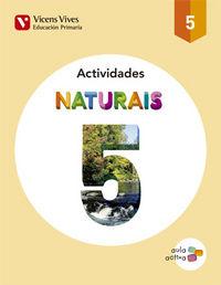 Naturais 5 actividades (aula activa)
