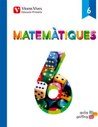 Matematiques 6 (aula activa)