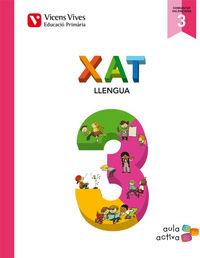 Xat 3 (3.1-3.2-3.3) valencia (aula activa)