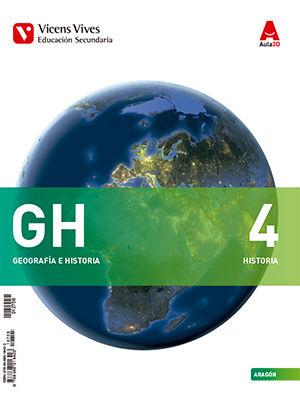 Geografia historia 4ºeso aragon 16 aula 3d