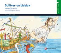 Gulliver-en bidaiak (tantaia)