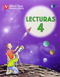 Lecturas 4ºep 13