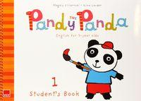 Pandy the panda 1 2ºciclo ei st+cd 14 mec