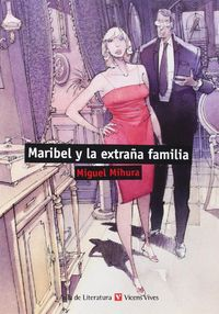 Maribel y la extraÑa familia (aula de literatura)