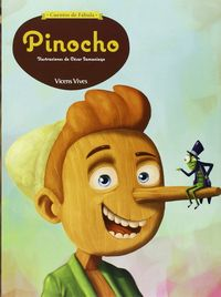 Pinocho     de fabula