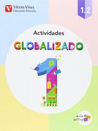 Cuaderno globalizado 1ºep 2.1 mec pauta 14 aula