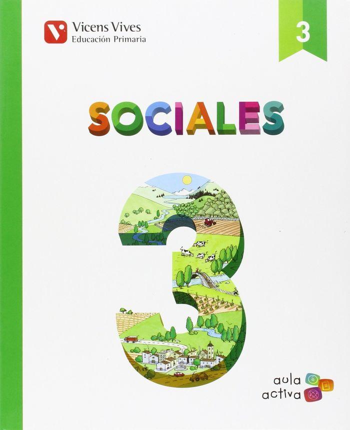 Ciencias sociales 3ºep aragon aula activa 16