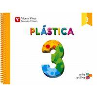 Plastica 3ºep mec 14 aula activa