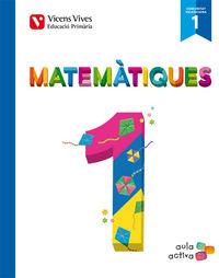 Matematiques 1 (1.1-1.2-1.3) valencia (aula activa