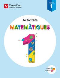 Matematiques 1 (1.1-1.2-1.3) valencia act (aula a