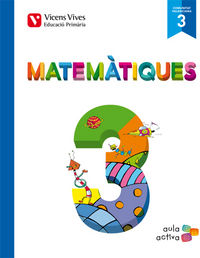 Matematiques 3 (3.1-3.2-3.3) valencia (aula activa