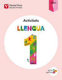 Llengua 1 (1.1-1.2-1.3) valencia act (aula activa)