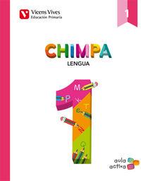Chimpa 1 (1.1-1.2-1.3) aula activa