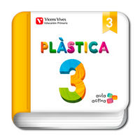 Plastica 3 catala (aula activa)