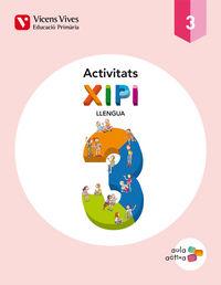 Xipi 3 activitats (aula activa)