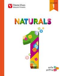Ciencies naturals 1ºep baleares 14 aula activa
