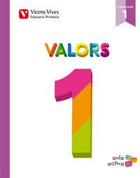Valors 1 balears (aula activa)