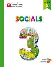 Ciencies social 3ºep baleares 14 aula activa