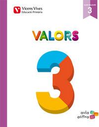 Valors 3 balears (aula activa)