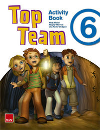 Top team 6ºep wb+cd stories and songs