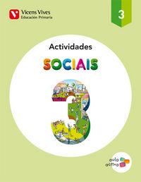 Sociais 3 actividades (aula activa)