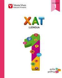 Xat 1 (1.1-1.2-1.3) balears (aula activa)