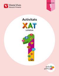 Xat 1 (1.1-1.2-1.3) balears act (aula activa)