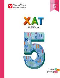 Xat 5 (5.1-5.2-5.3) balears (aula activa)