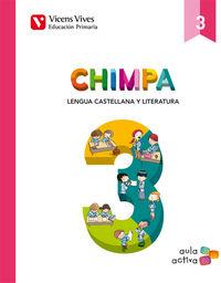 Chimpa 3 (3.1-3.2-3.3) balears aula activa
