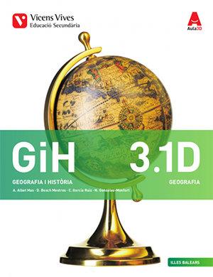 Quadern geografia historia 3ºeso baleares diversit