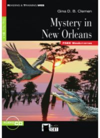 Mystery in new orleans  reading & training step two 2