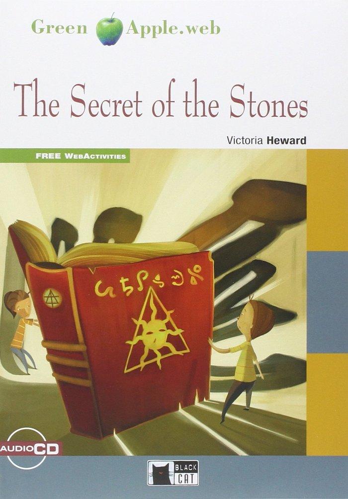 Secret of the stones+cd starter a1 ne